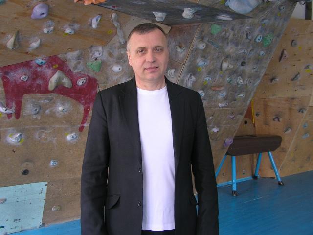 Головний спеціаліст управління освіти Рівненського міськвиконкому Микола Радько