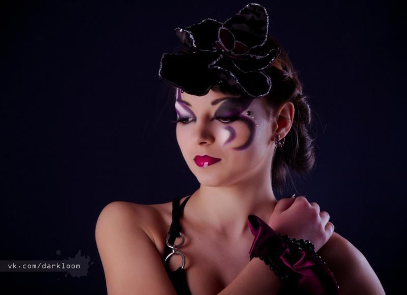 Модель: Олена Опанасюк.