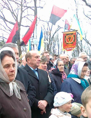 Депутат Рівненської облради і голова Дубенської РДА Данило Корилкевич