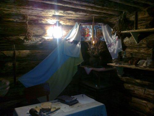 Музей-криївка: все як 68 років тому