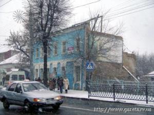 Так будівля виглядала 2007-го року