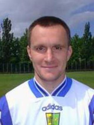 Олег Кучер