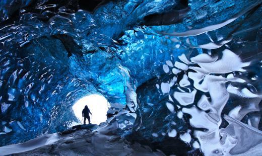 Кришталева печера – Скафтафетль, Ісландія