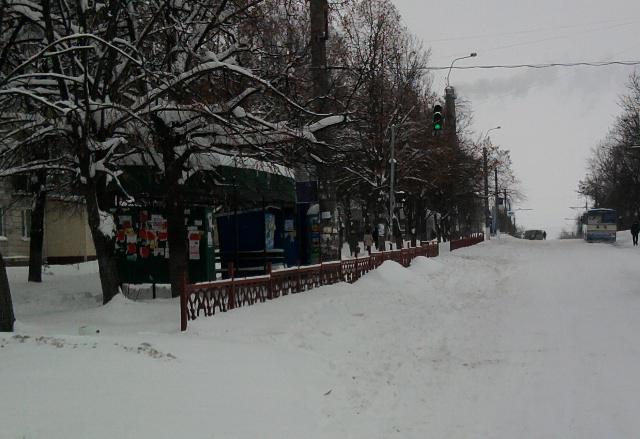 """Стара, нині загороджена, зупинка """"Динамо"""""""