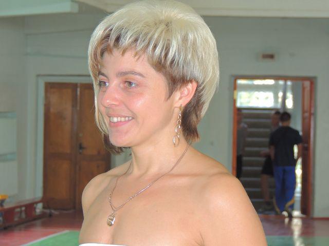 Президент Рівненської обласної Асоціації гирьового спорту Оксана Маліновська