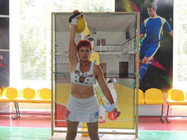 семикратна чемпіонка світу Любов Черепаха