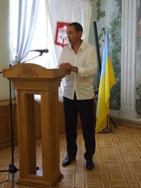 Віктор Данилов очолював Народний Рух на Рівненщині у 2000-2002 роках, у найважчий для партії період - після розколу