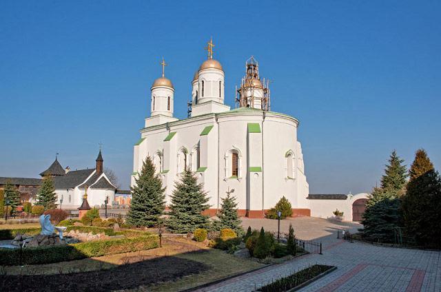 Зимненський монастир
