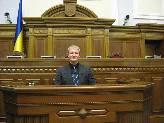 Роман Курбацький. Фото зі сторінки у Facebook