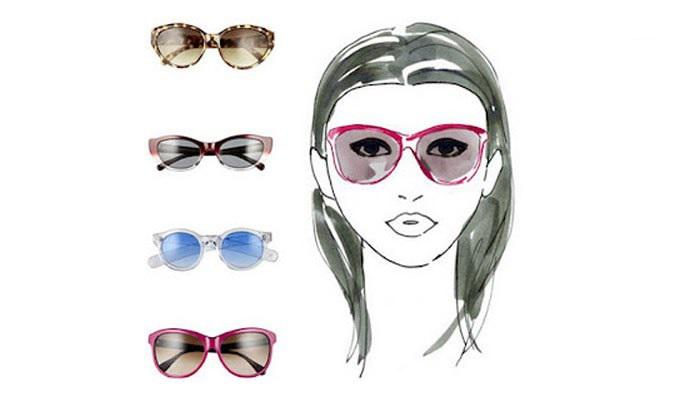 Обов язкова вимога  окуляри не повинні закривати брови. Уникайте моделей  яскравих кольорів з широкою перемичкою. Квадратні шкла – теж не кращий  вибір. 3a299cef5b4f6