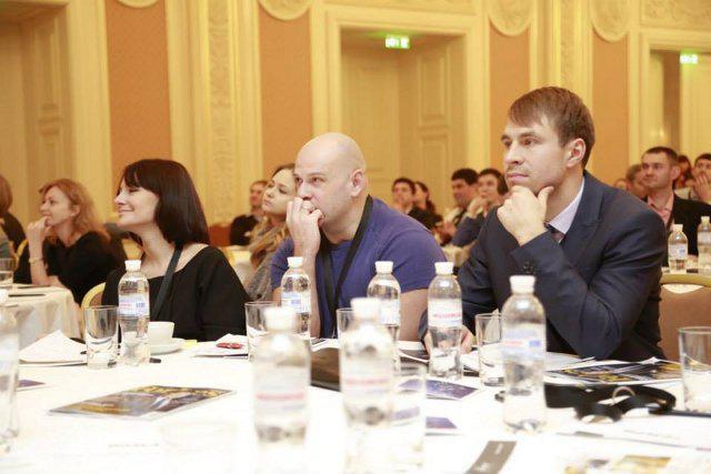 """Тарас Тарасов на конференції Forbes """"Бізнес, який змінює країну"""""""