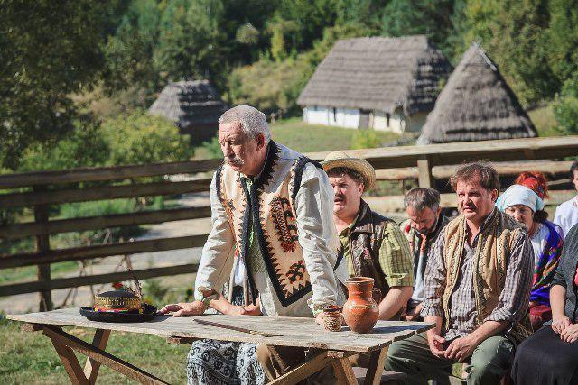 """Кадр із серіалу """"Останній москаль"""". Фото зі сторінки спільноти ВКонтакте"""
