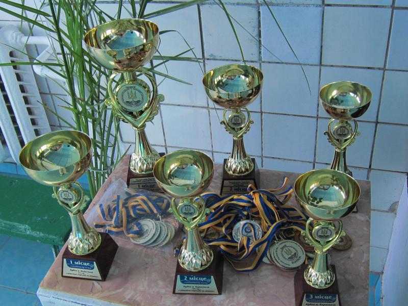 На чемпіонаті україни з підводної