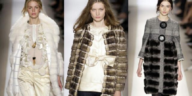 Модные тенденции шубы осень-зима 2013-2014 Цветовая гамма шубы предстоящего сезона 2014