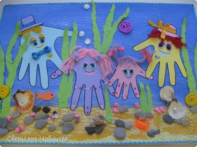 Конкурсы для детей рисунки поделки